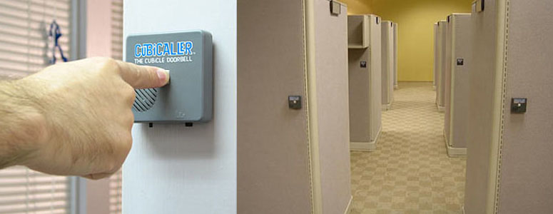Cubicaller - The Cubicle Doorbell