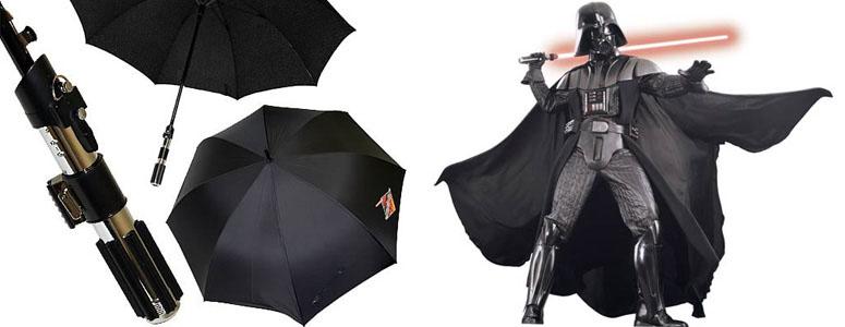 Darth Vader Lightsaber Umbrella The Green Head