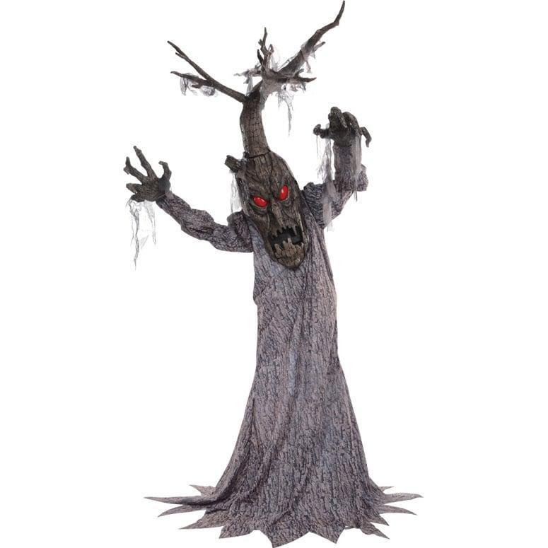 Deadwood Massive Animated Haunted Tree The Green Head