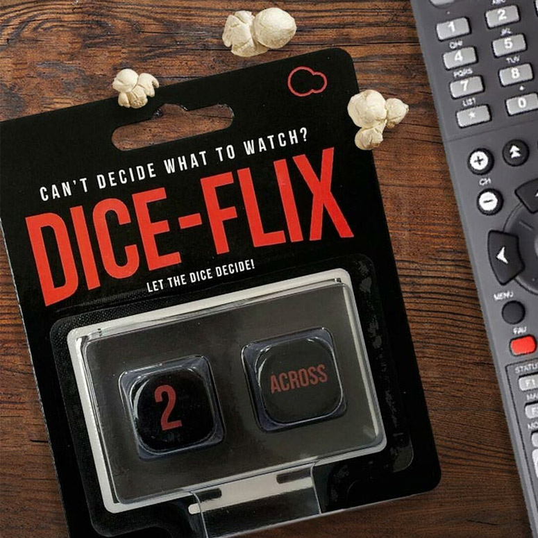 Dice-Flix - Let the Dice Decide What to Watch