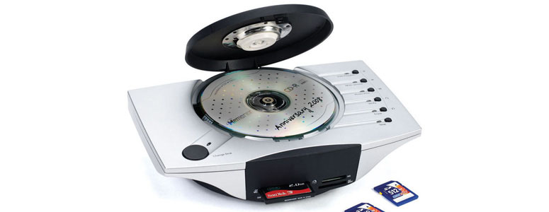 Digital Photo to CD Recorder