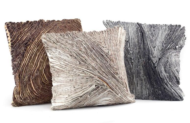 Driftwood Accent Pillows
