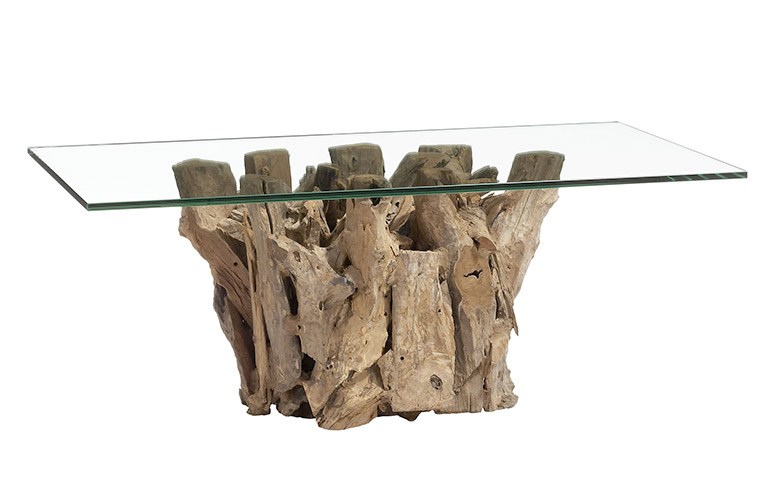 driftwood coffee table the green head. Black Bedroom Furniture Sets. Home Design Ideas