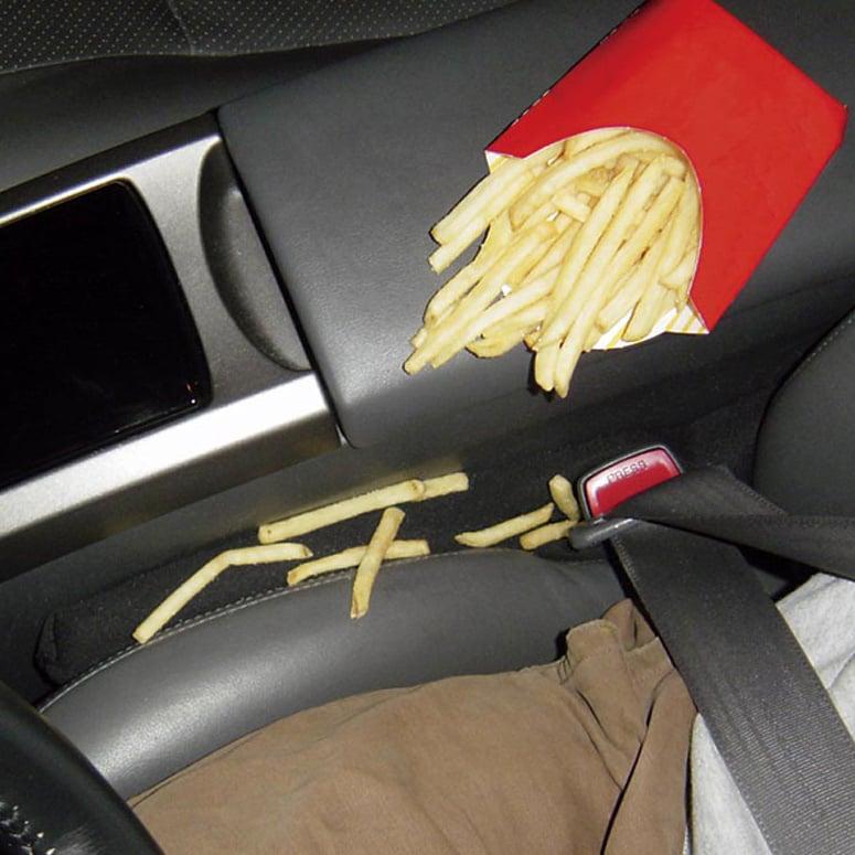 Drop Stop Set Of  Car Seat Gap Fillers