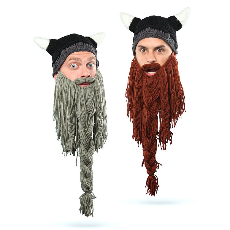 Dwarven Beard Hats