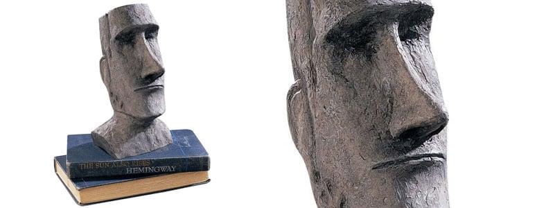 Easter Island Desktop Moai Statue