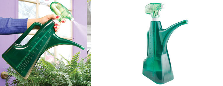 Easy Mist And Water Powered Plant Mister Watering Can