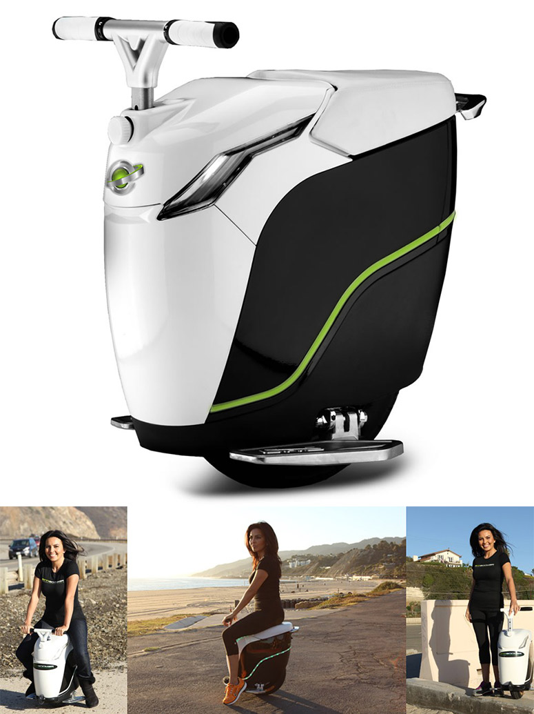 Ecoboomer Igo Self Balancing Electric Unicycle