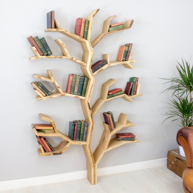 Wall Tree Furniture. Elm Tree Bookshelf Wall Furniture