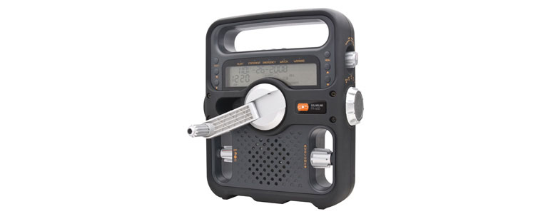 Eton Solarlink FR600 - Ultimate Emergency Crank Radio