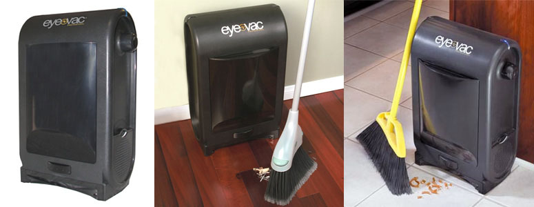 Eye-Vac Professional - Vacuuming Dustbin