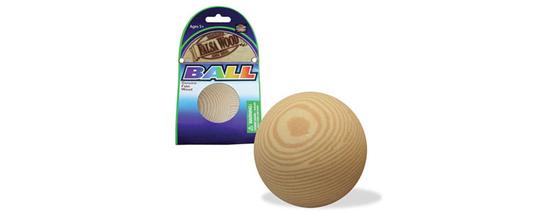 Falsa Wood Ball - Genuine Fake Wooden Ball