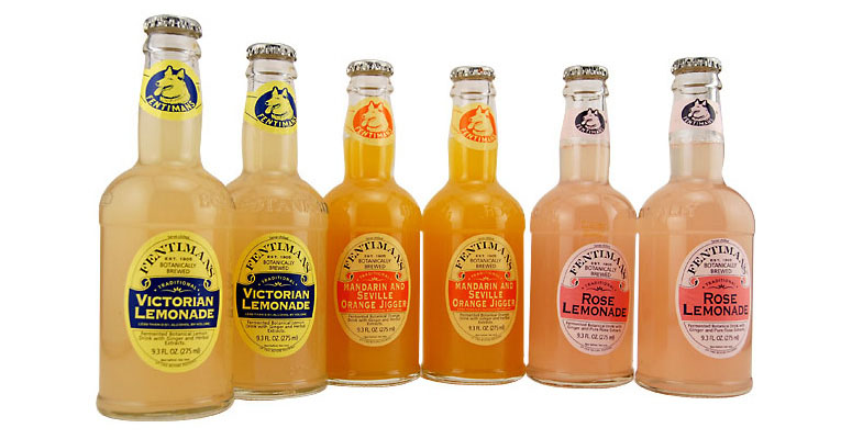Fentimans Summer Soda Collection