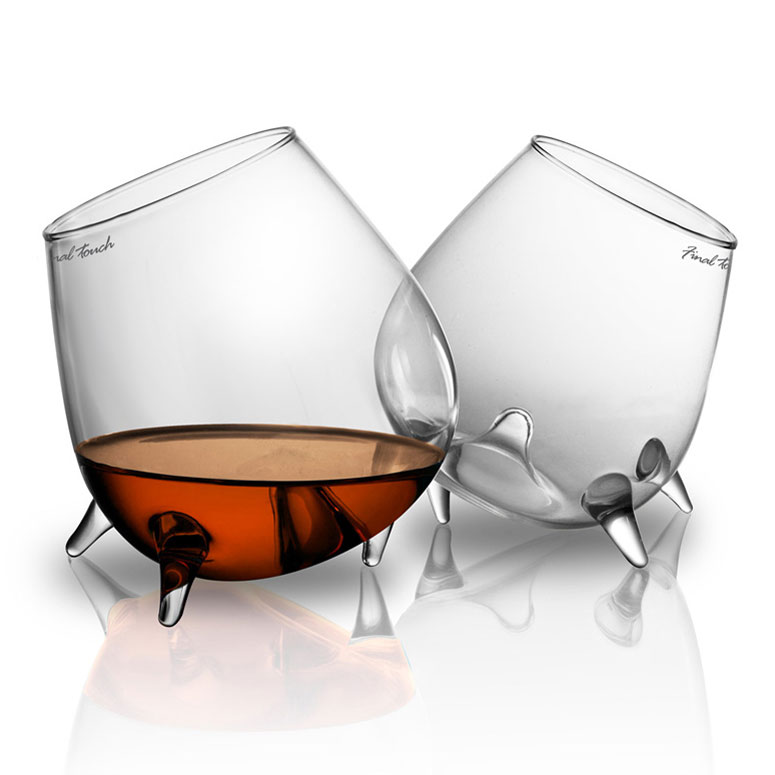 Final Touch Relax: Cognac and Brandy Glasses