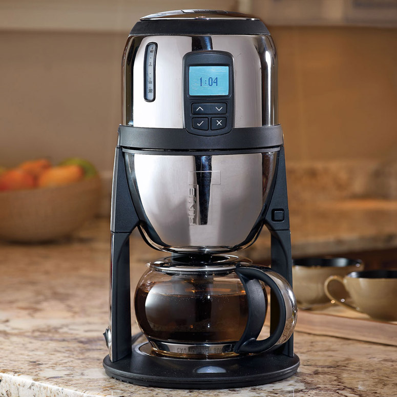 Fine T Machine - Automatic Gourmet Tea Maker