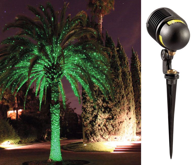Firefly Outdoor Landscape Light - The Green Head