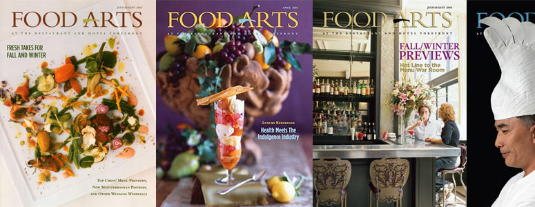 FREE - Food Arts : Magazine for Food Professionals