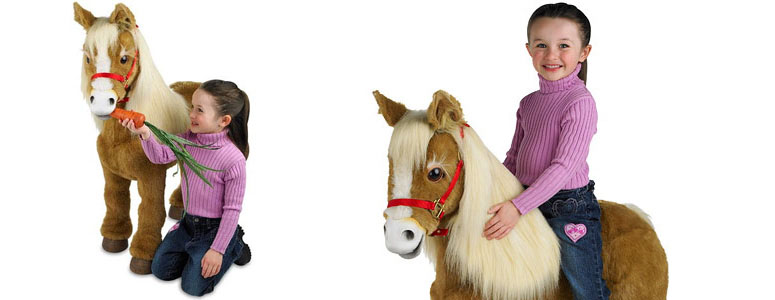 FurReal Pony - Giant Life-Like Interactive Pony