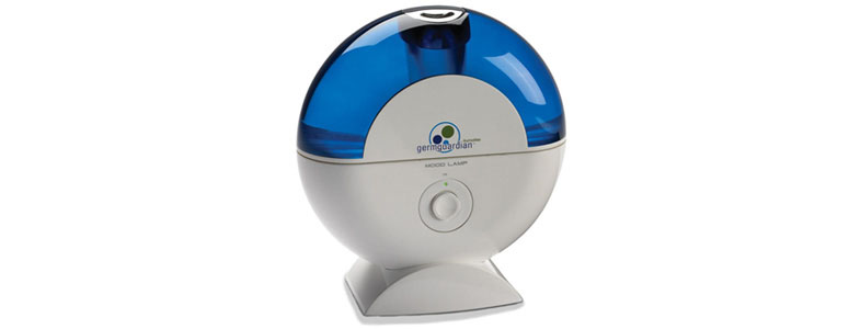 Germ Guardian Ultrasonic Tabletop Humidifier