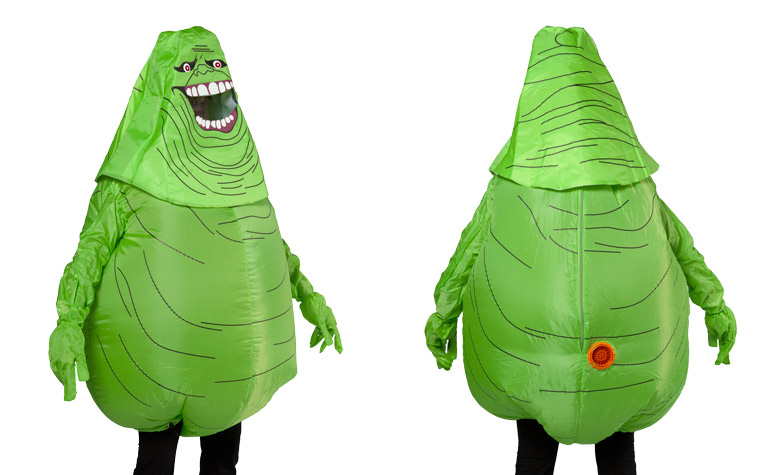 Ghostbusters - Inflatable Slimer Costume