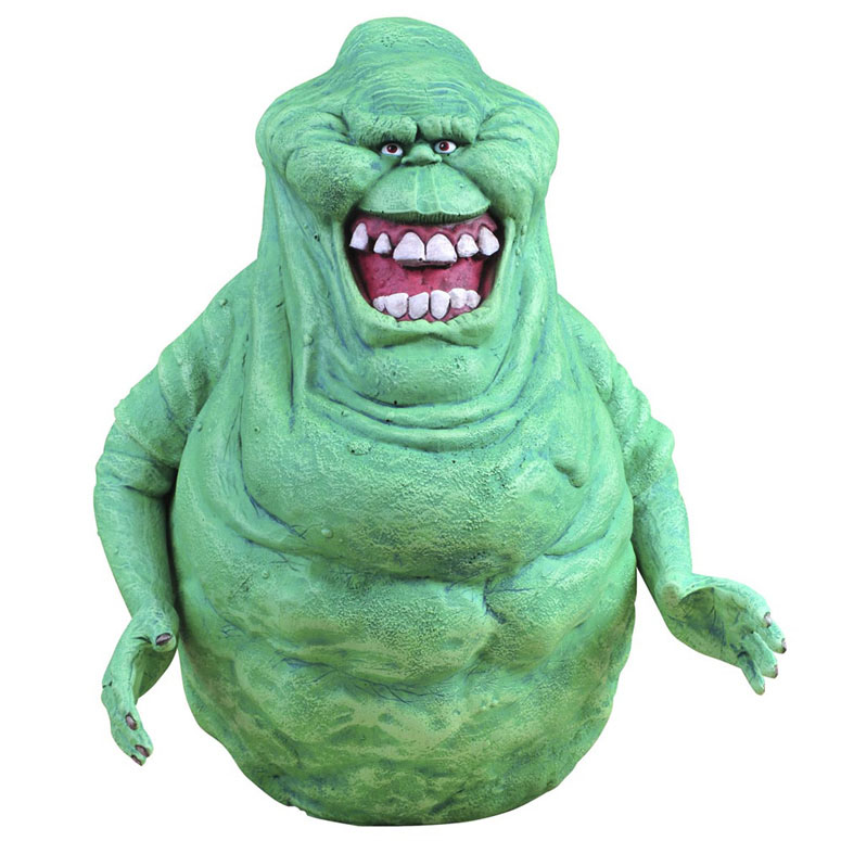 Ghostbusters Slimer Bank The Green Head