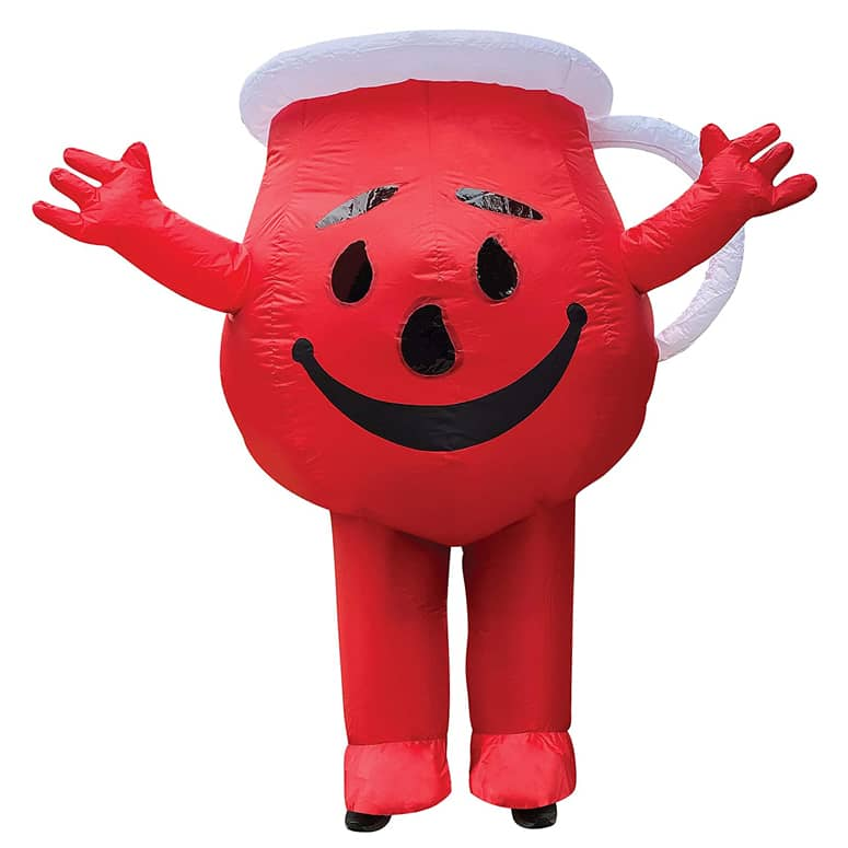 Giant Inflatable Kool-Aid Man Costume