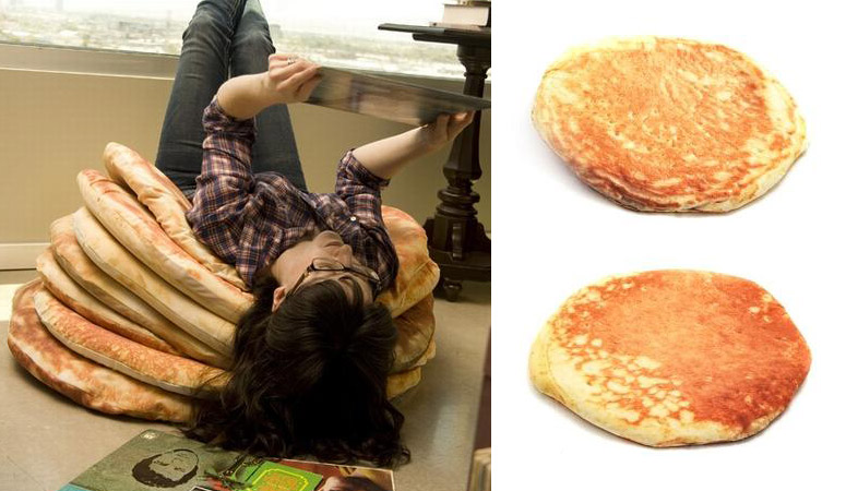 Giant Pancake Floor Pillows - The Green Head