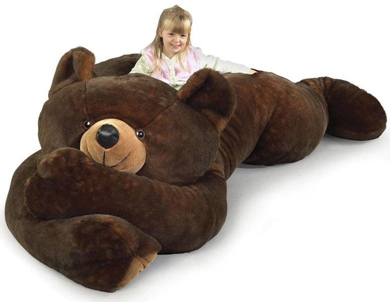 7 12 Foot Slumber Bear The Green Head