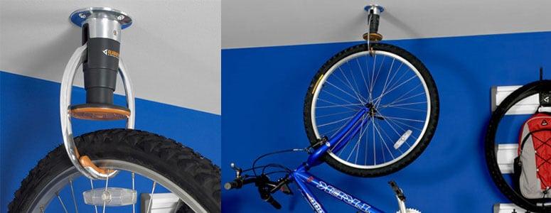 Gentil Gladiator GarageWorks Claw   Advanced Bike Storage System
