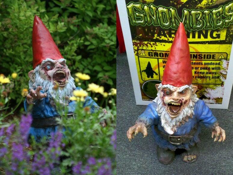 Gnombie   Zombie Garden Gnome