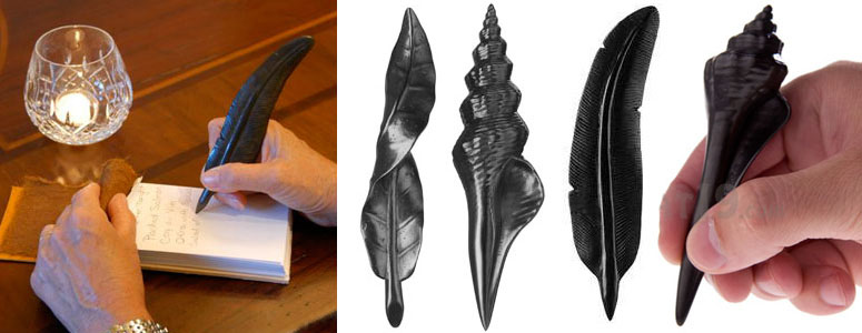 Graphite Writing Objects