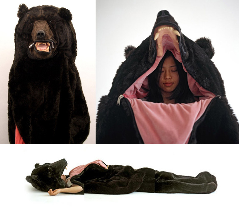 how to make a build a bear sleeping bag