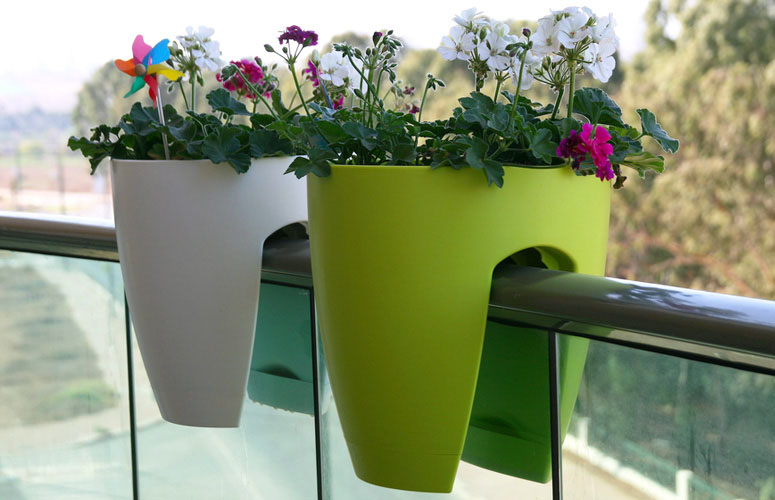 Greenbo Railing Planter