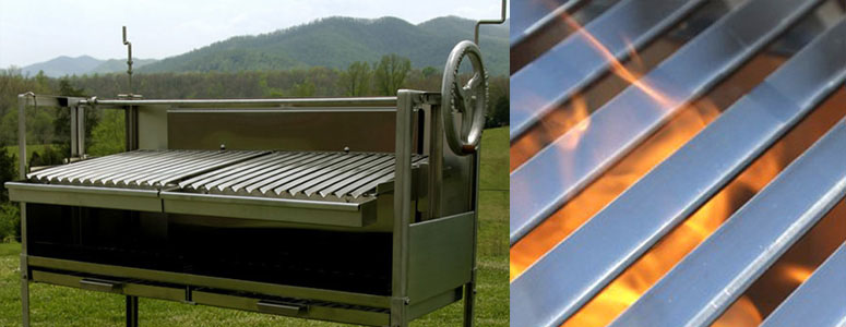 Grillworks - Ultimate Natural Hardwood Grill
