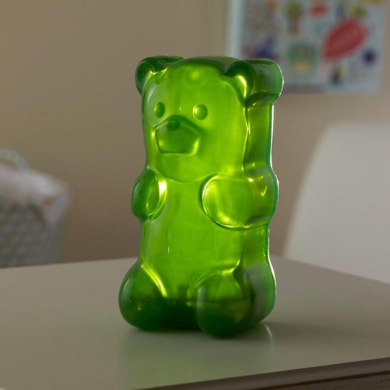 gummy bear nightlight the green head