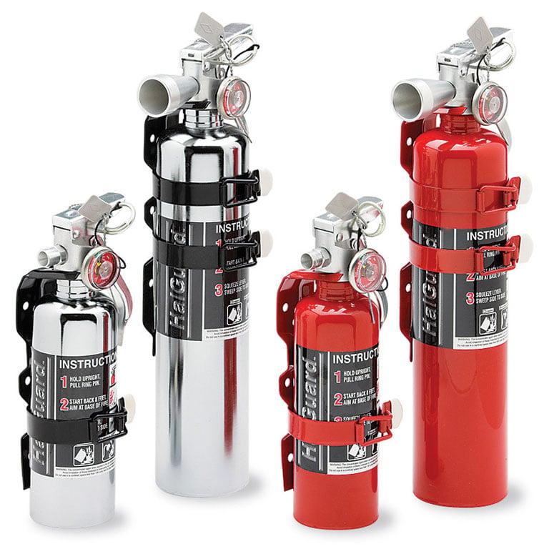 Halguard Fire Extinguishers Premium Automotive Fire