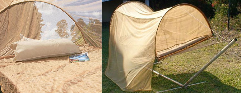 Hammock Mosquito Net Cover The Green Head