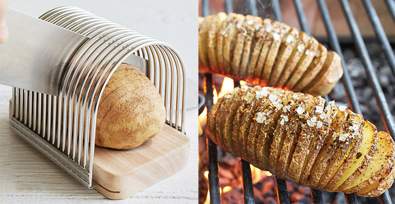 Hasselback Potato Prep Set