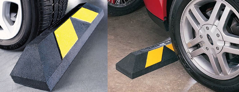 Heavy-Duty Home Parking Curb