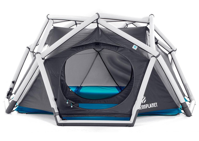 HeimPlanet Cave - Inflatable Geodesic Dome Tent  sc 1 st  The Green Head & HeimPlanet Cave - Inflatable Geodesic Dome Tent - The Green Head