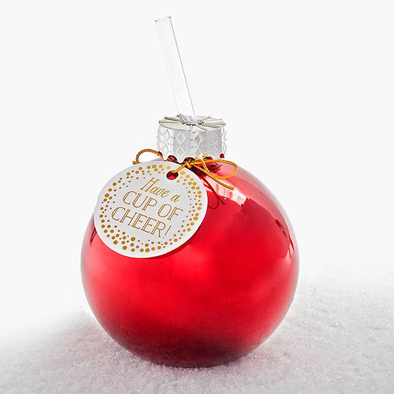 Holiday Ornament Cup