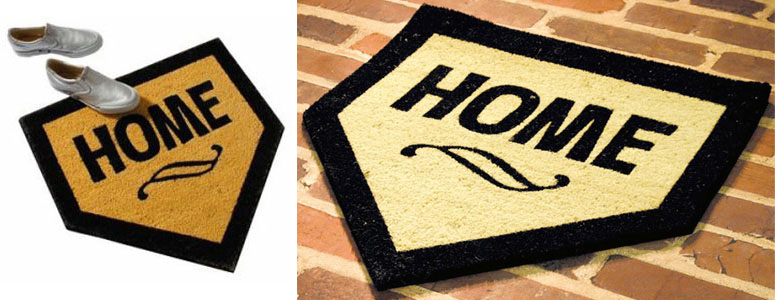 Exceptionnel Home Plate Mat