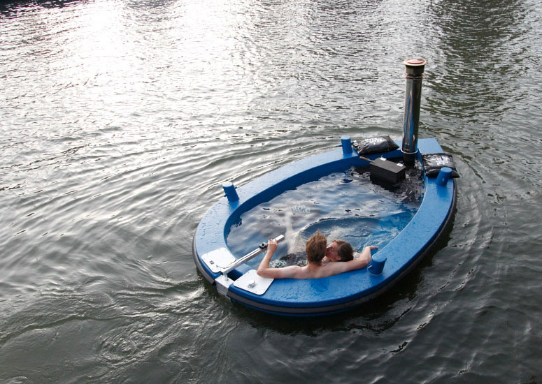 Hottug Hot Tub Boat The Green Head