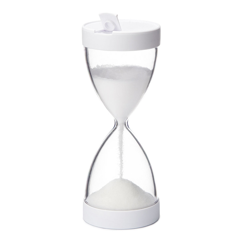 Hourglass Sugar Dispenser