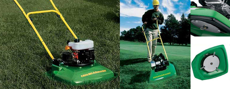 The Hover Mower by Eastman Industries