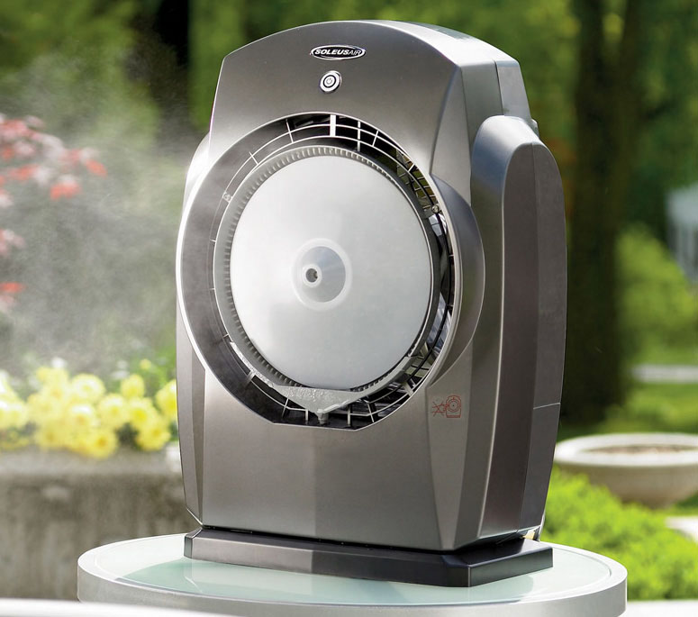 Delicieux HumidiBreeze   Portable Misting System