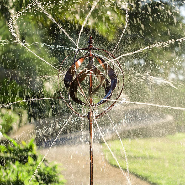 Hydro-Ball - Wind Spinner / Garden Sprinkler