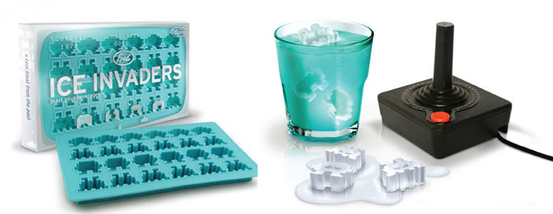 Ice Invaders - Ice Cube Tray