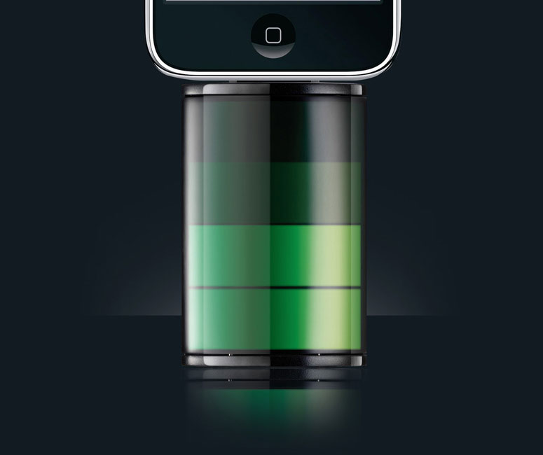 The Icon - Battery Pack For iPhone