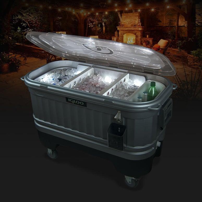 Igloo Illuminated Party Bar Cooler